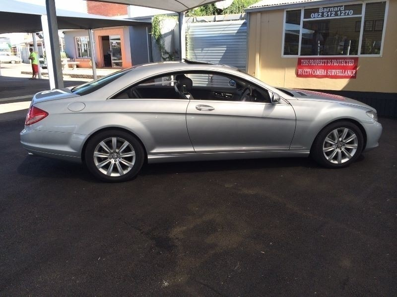 Used mercedes benz cl class cl 500 for sale in gauteng for Mercedes benz cl class for sale