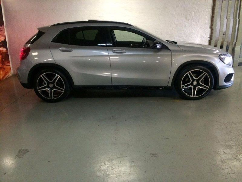 Used mercedes benz gla class 250 4matic for sale in for 2015 mercedes benz gla250 4matic for sale