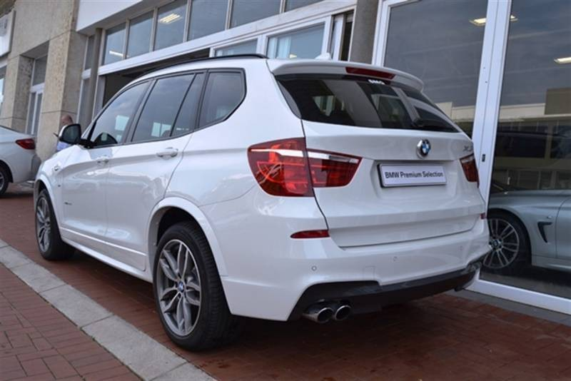 used bmw x3 xdrive 30d m sport auto for sale in kwazulu natal id 1441684. Black Bedroom Furniture Sets. Home Design Ideas