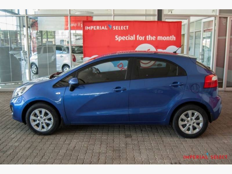 used kia rio 1 2 5dr for sale in mpumalanga. Black Bedroom Furniture Sets. Home Design Ideas