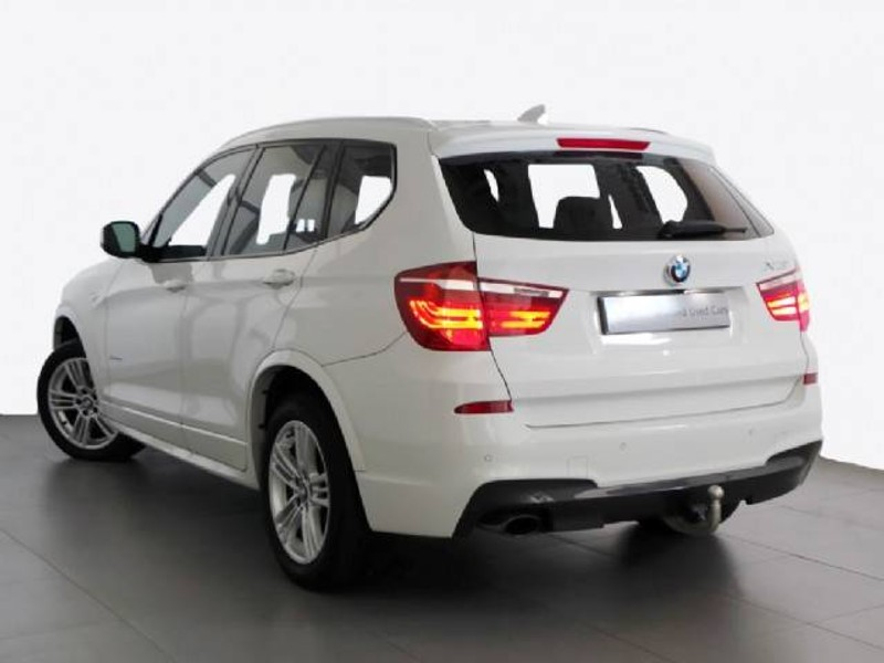 Used Bmw X3 Xdrive20d A T For Sale In Western Cape Id 1441929