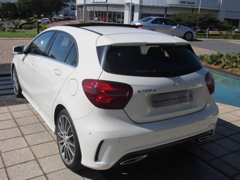 used mercedes benz a class a 200d amg auto for sale in kwazulu natal id 1442602. Black Bedroom Furniture Sets. Home Design Ideas