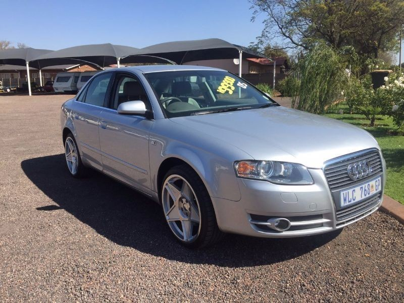 used audi a4 multitronic for sale in gauteng id 1442679. Black Bedroom Furniture Sets. Home Design Ideas