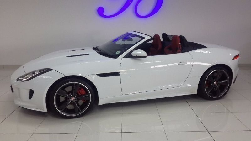 used jaguar f type s 5 0 v8 convertible for sale in western cape id 1442719. Black Bedroom Furniture Sets. Home Design Ideas
