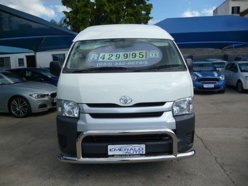 Used Toyota Quantum 2.7 Sesfikile 16s for sale in Kwazulu ...