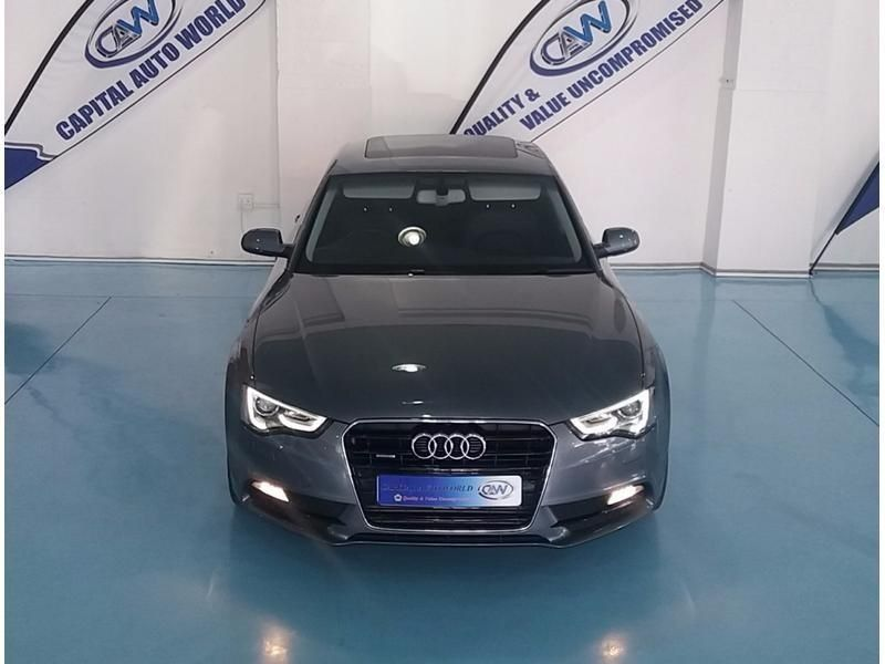 Audi Buyback Calculator >> Used Audi A5 Sprtback 2.0 Tfsi Quatt Stron for sale in Gauteng - Cars.co.za (ID:1442882)