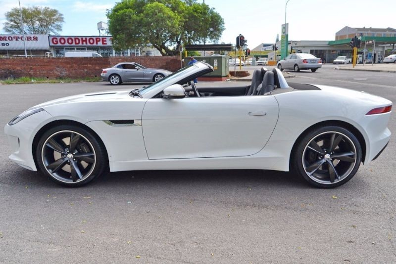 used jaguar f type jaguar f type 3 0l v6 s convertible for sale in western ca. Cars Review. Best American Auto & Cars Review