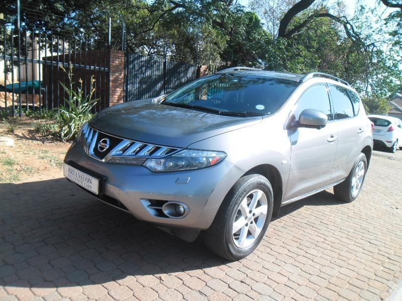 used nissan murano for sale in gauteng id 1443265. Black Bedroom Furniture Sets. Home Design Ideas
