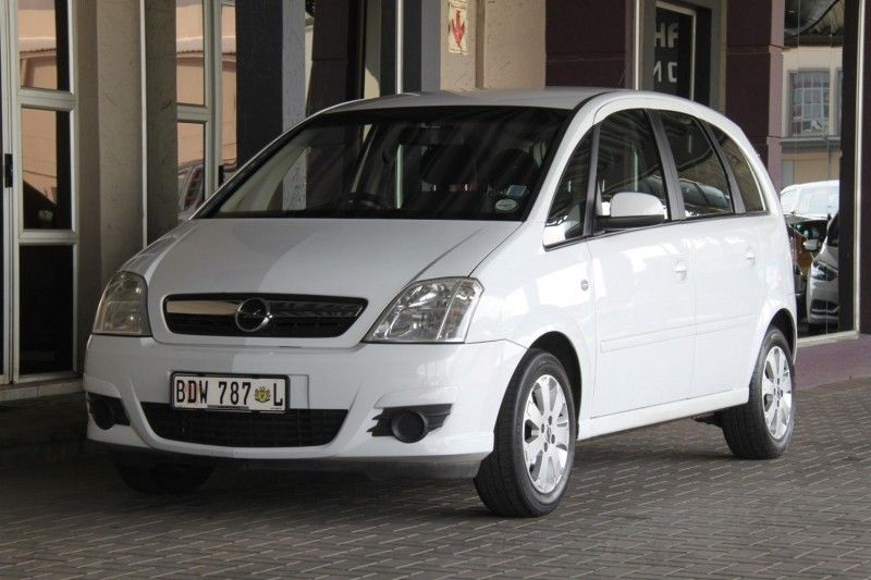 used opel meriva 1 6 enjoy for sale in gauteng. Black Bedroom Furniture Sets. Home Design Ideas