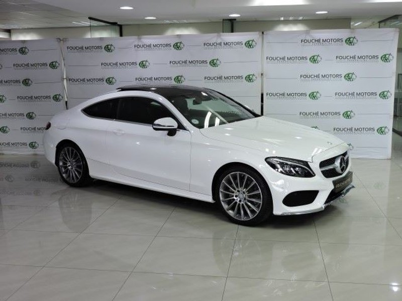 used mercedes benz c class c200 amg coupe auto for sale in gauteng id 1444478. Black Bedroom Furniture Sets. Home Design Ideas