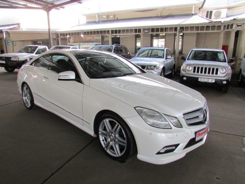 Used mercedes benz e class e500 coupe for sale in gauteng for Mercedes benz e500 for sale