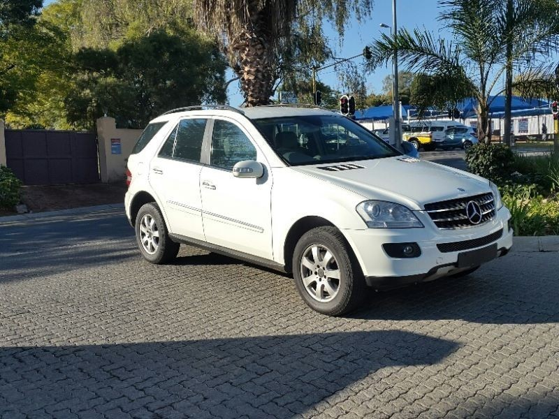 used mercedes benz m class ml 320 cdi a t for sale in gauteng id 1446174. Black Bedroom Furniture Sets. Home Design Ideas
