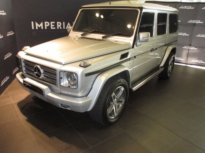 Used mercedes benz g class g class g55 amg for sale in for Mercedes benz g class g55 amg for sale
