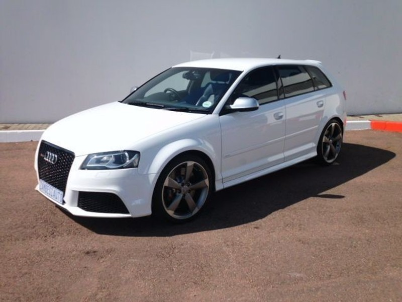 used audi rs3 sportback stronic for sale in gauteng id 1446753. Black Bedroom Furniture Sets. Home Design Ideas