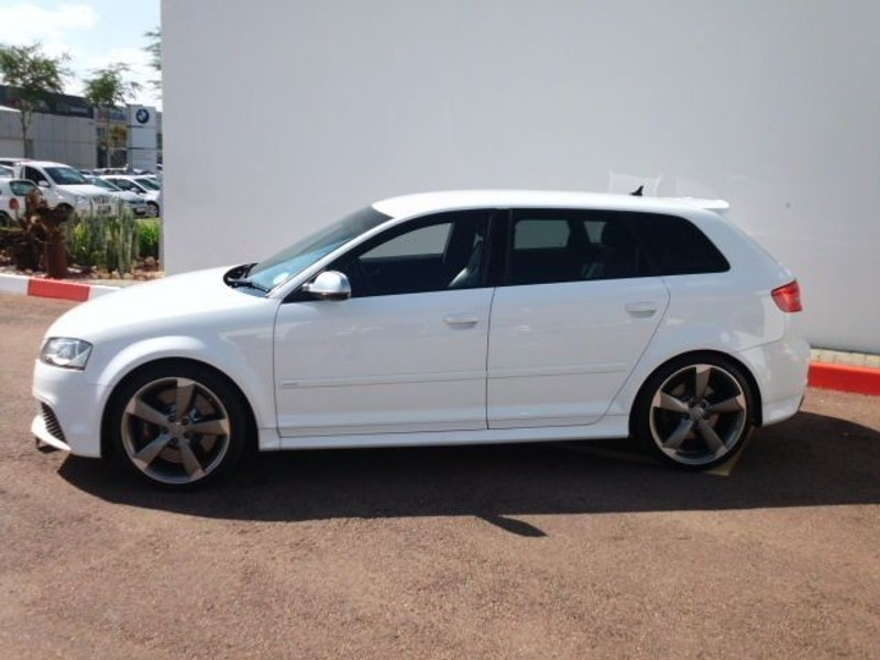 used audi rs3 sportback stronic for sale in gauteng cars. Black Bedroom Furniture Sets. Home Design Ideas