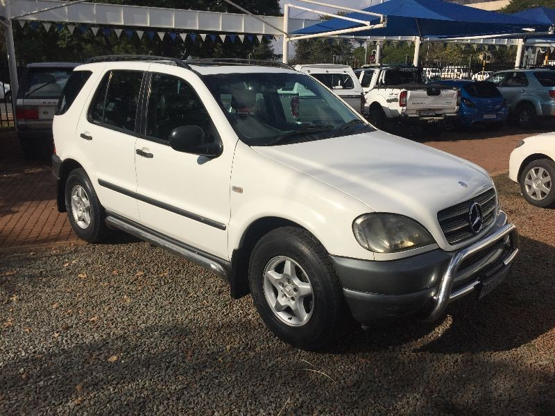 Used mercedes benz m class ml 320 f l for sale in gauteng for 2001 mercedes benz m class
