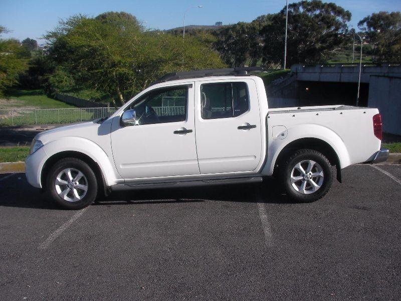 Used Nissan Navara 2 5 Dci Le P U D C For Sale In Western