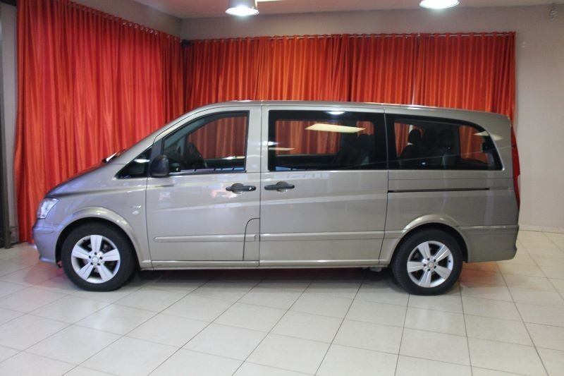 used mercedes benz vito 122 cdi shuttle for sale in gauteng id 1447939. Black Bedroom Furniture Sets. Home Design Ideas