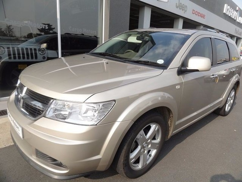 used dodge journey 2 7 rt a t for sale in gauteng id 1448333. Black Bedroom Furniture Sets. Home Design Ideas