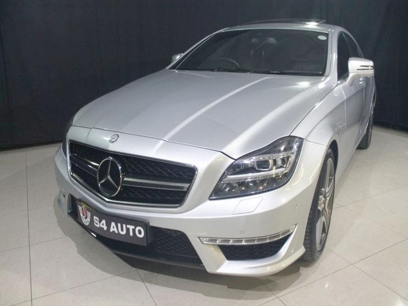 used mercedes benz cls class cls 63 amg for sale in gauteng id 1448384. Black Bedroom Furniture Sets. Home Design Ideas