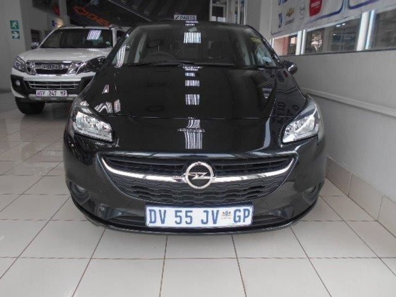 used opel corsa 1 0t cosmo 5 door for sale in gauteng id 1449558. Black Bedroom Furniture Sets. Home Design Ideas