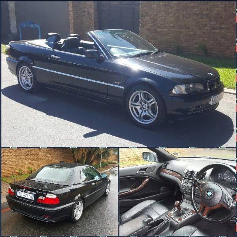 Used BMW 3 Series 330i Ci Convertible (e46) For Sale In