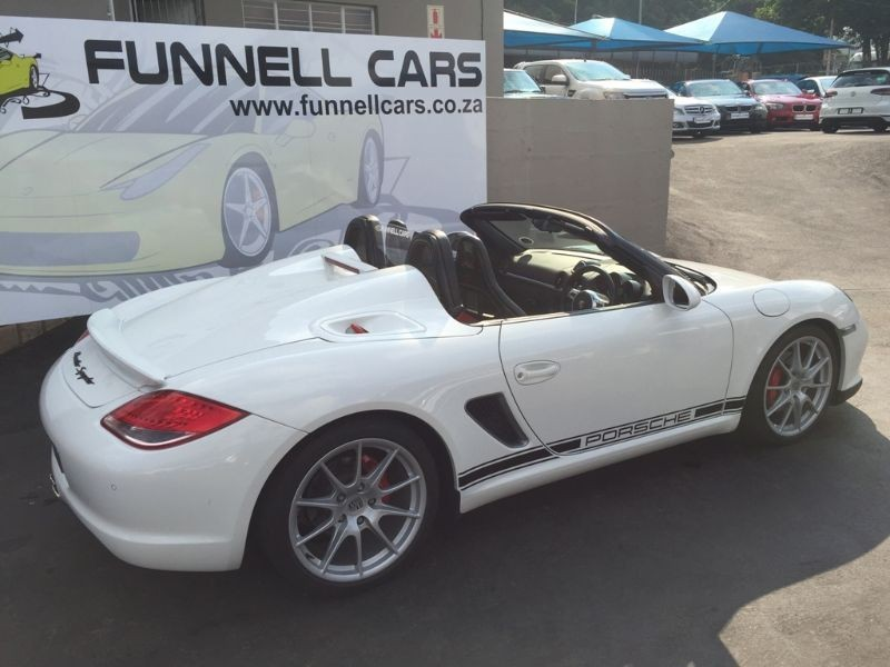 used porsche boxster spyder pdk sportschrono sports. Black Bedroom Furniture Sets. Home Design Ideas
