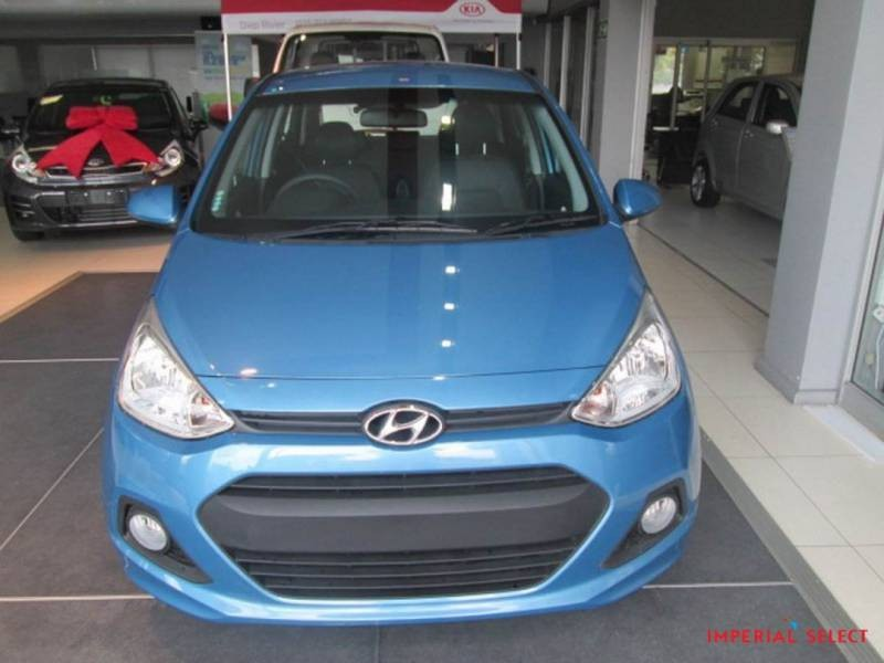 Used Hyundai I10 Grand I10 1 25 Fluid For Sale In Western