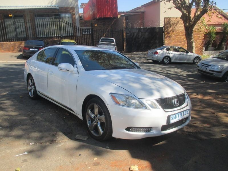 used lexus gs 300 a t for sale in gauteng id 1451761. Black Bedroom Furniture Sets. Home Design Ideas