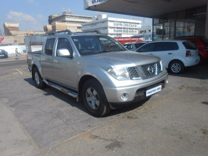 used nissan navara 4 0 v6 4x4 p u d c for sale in gauteng id 1451832. Black Bedroom Furniture Sets. Home Design Ideas