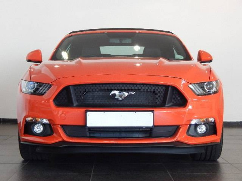 used ford mustang 5 0 gt convertible auto for sale in gauteng id 1452689. Black Bedroom Furniture Sets. Home Design Ideas