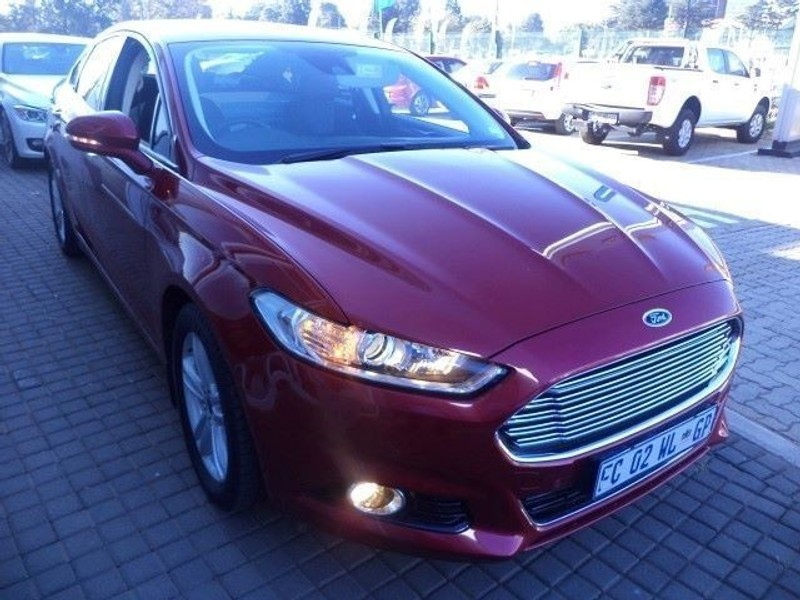 used ford fusion 1 5 ecoboost trend auto for sale in gauteng id 1453667. Black Bedroom Furniture Sets. Home Design Ideas
