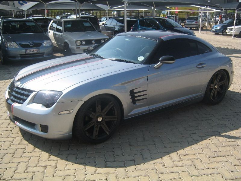 used chrysler crossfire 3 2 v6 for sale in gauteng id 1454398. Black Bedroom Furniture Sets. Home Design Ideas