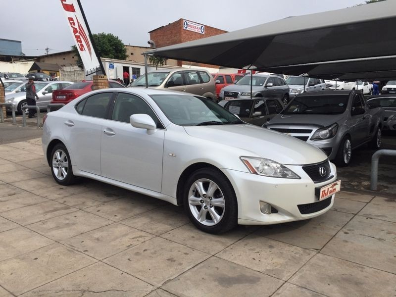 used lexus is is250 auto for sale in kwazulu natal id 1454562. Black Bedroom Furniture Sets. Home Design Ideas