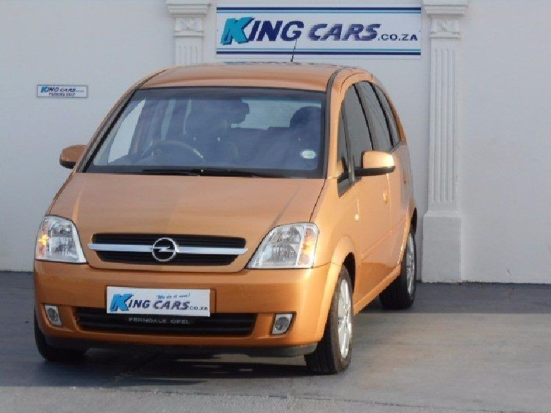used opel meriva 1 7 cdti elegance for sale in eastern cape id 1454613. Black Bedroom Furniture Sets. Home Design Ideas