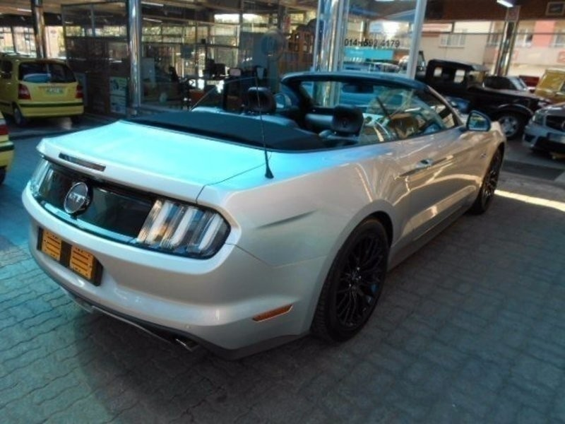 used ford mustang 5 0 gt convertible auto for sale in north west province id 1454650. Black Bedroom Furniture Sets. Home Design Ideas