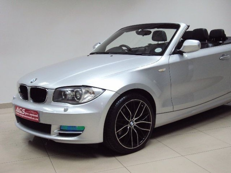 used bmw 1 series 125i convertible m sport auto xenons for. Black Bedroom Furniture Sets. Home Design Ideas