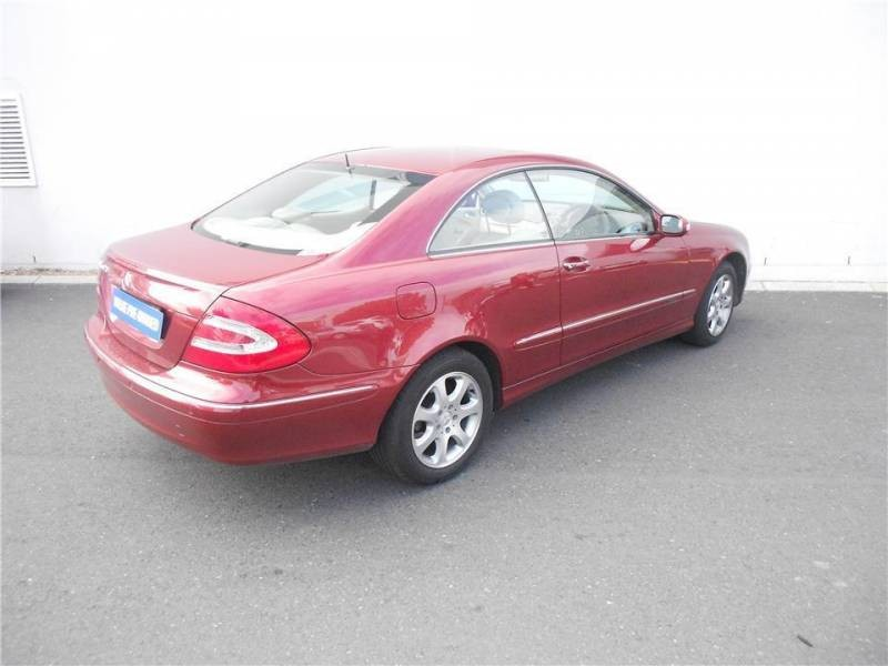 Used mercedes benz clk class clk 320 coupe a t for sale in for 2003 mercedes benz clk500 for sale