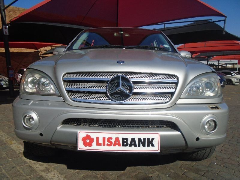 used mercedes benz m class ml 55 amg f l for sale in. Black Bedroom Furniture Sets. Home Design Ideas
