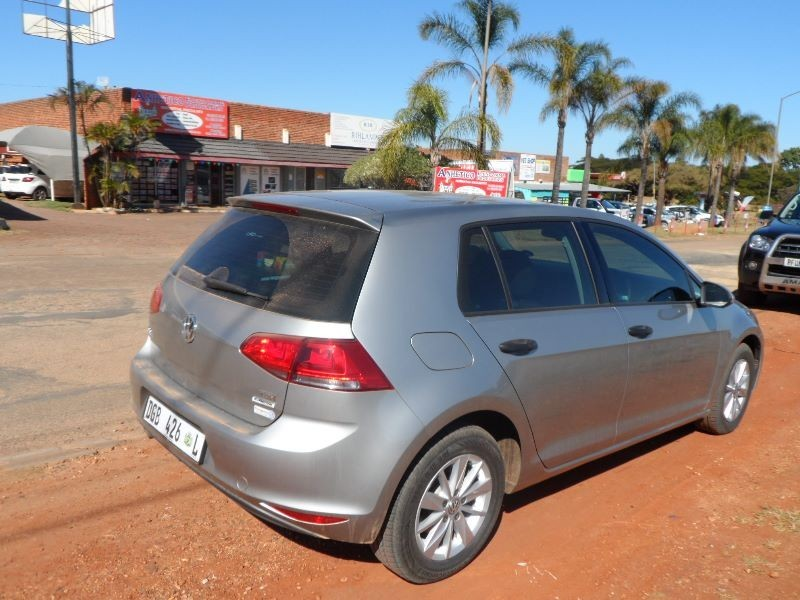 used volkswagen golf vii 1 2 tsi trendline for sale in limpopo id 1457528. Black Bedroom Furniture Sets. Home Design Ideas
