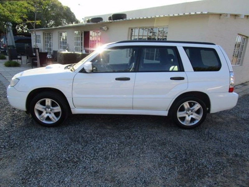 Used Subaru Forester 2 5 Xt A T For Sale In Gauteng Cars