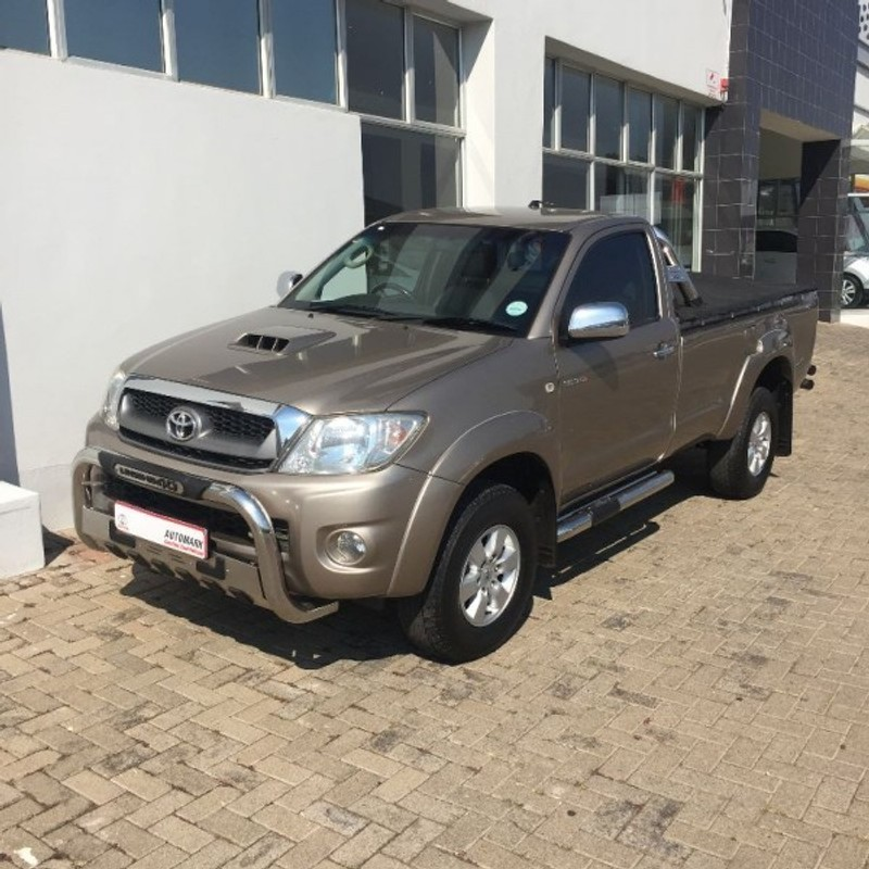 Used Toyota Hilux Legend 40 For Sale In Gauteng