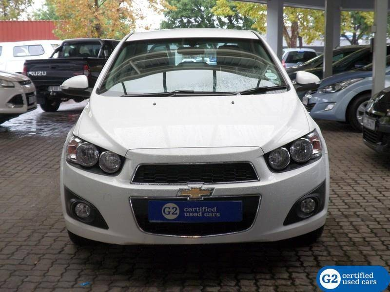 used chevrolet sonic 1 6 ls for sale in gauteng id 1458427. Black Bedroom Furniture Sets. Home Design Ideas