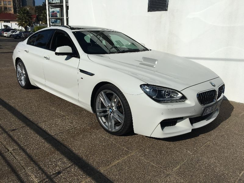 used bmw 6 series 640i gran coupe m sport for sale in gauteng id 1459193. Black Bedroom Furniture Sets. Home Design Ideas