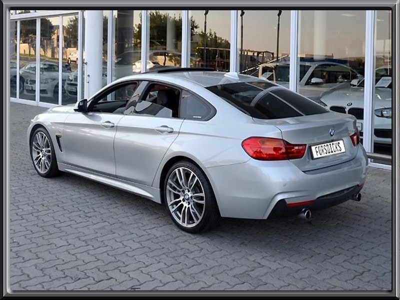 used bmw 4 series 435i gran coupe m sport auto for sale in western cape id 1459659. Black Bedroom Furniture Sets. Home Design Ideas