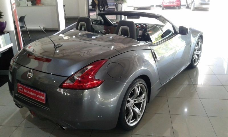 used nissan 370z roadster a t for sale in gauteng id 1461222. Black Bedroom Furniture Sets. Home Design Ideas