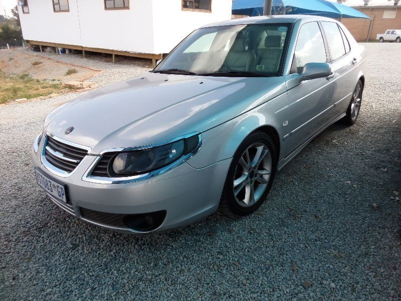used saab 9 5 aero a t for sale in gauteng. Black Bedroom Furniture Sets. Home Design Ideas