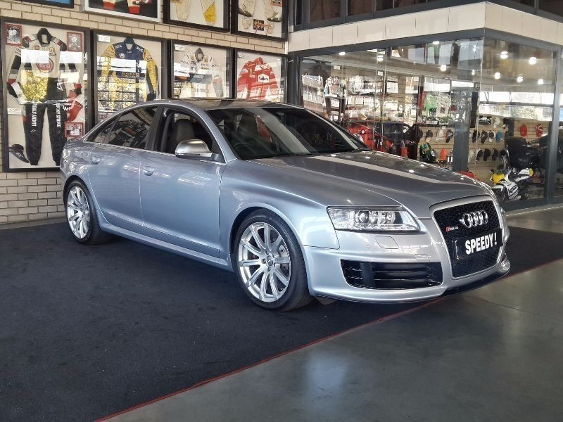 used audi rs6 quattro tip for sale in north west province id 1464688. Black Bedroom Furniture Sets. Home Design Ideas