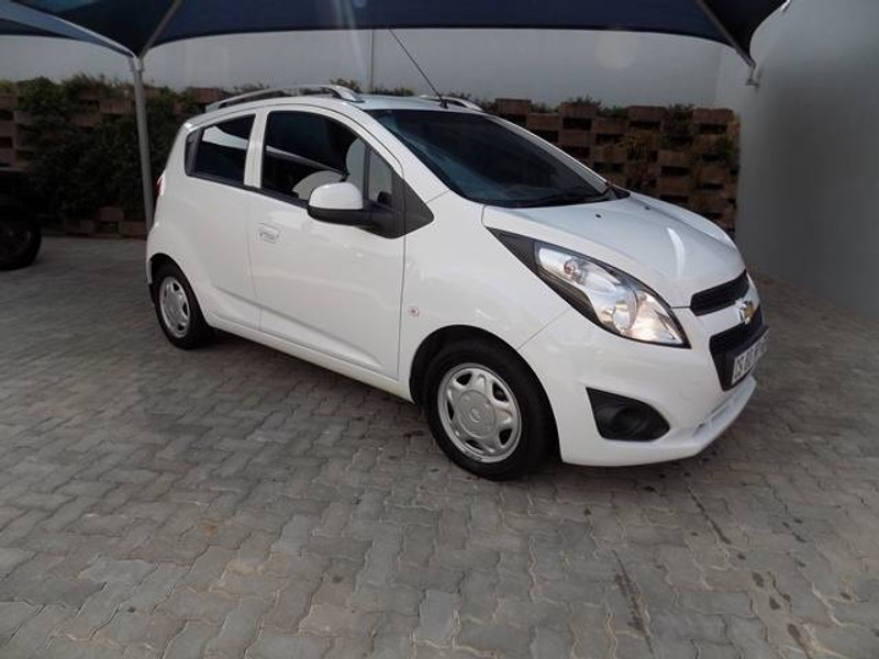Used Chevrolet Spark 1 2 L 5dr For Sale In Gauteng Cars