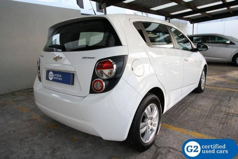 used chevrolet sonic 1 6 ls 5dr for sale in eastern cape id 1465942. Black Bedroom Furniture Sets. Home Design Ideas